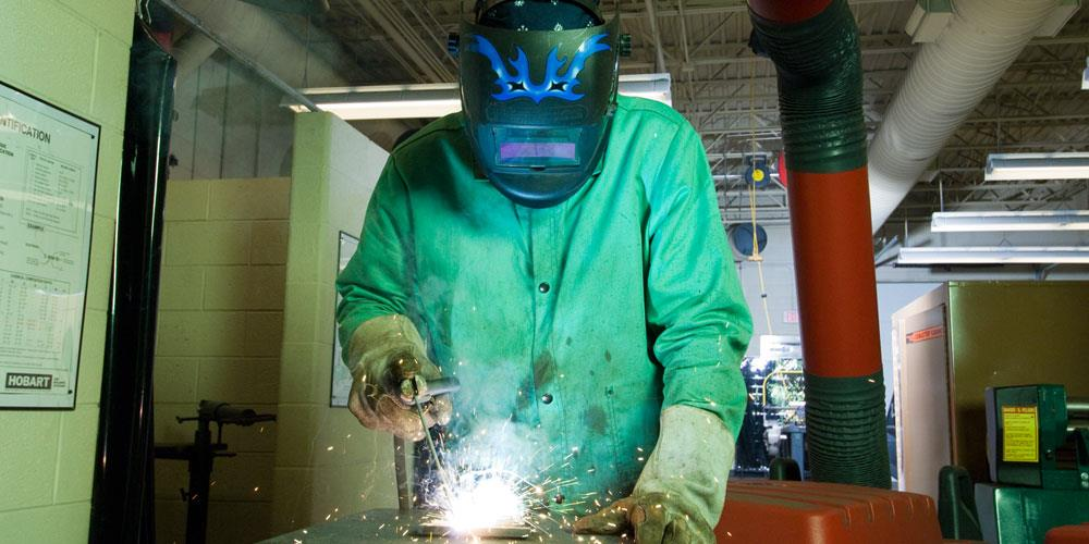 RCAM - Industrial Technology - Welding/Metal Fabrication