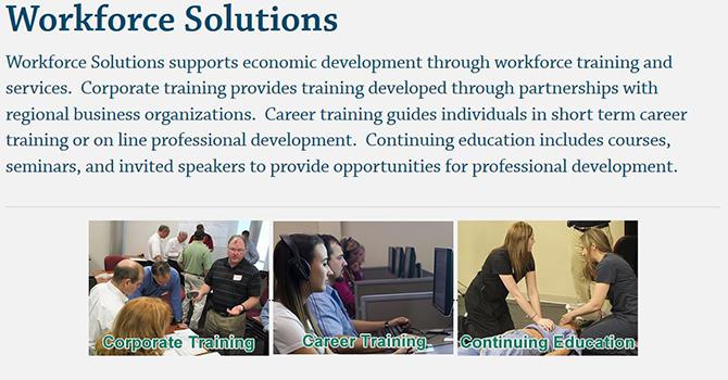 WebEx Demo for Workforce Development
